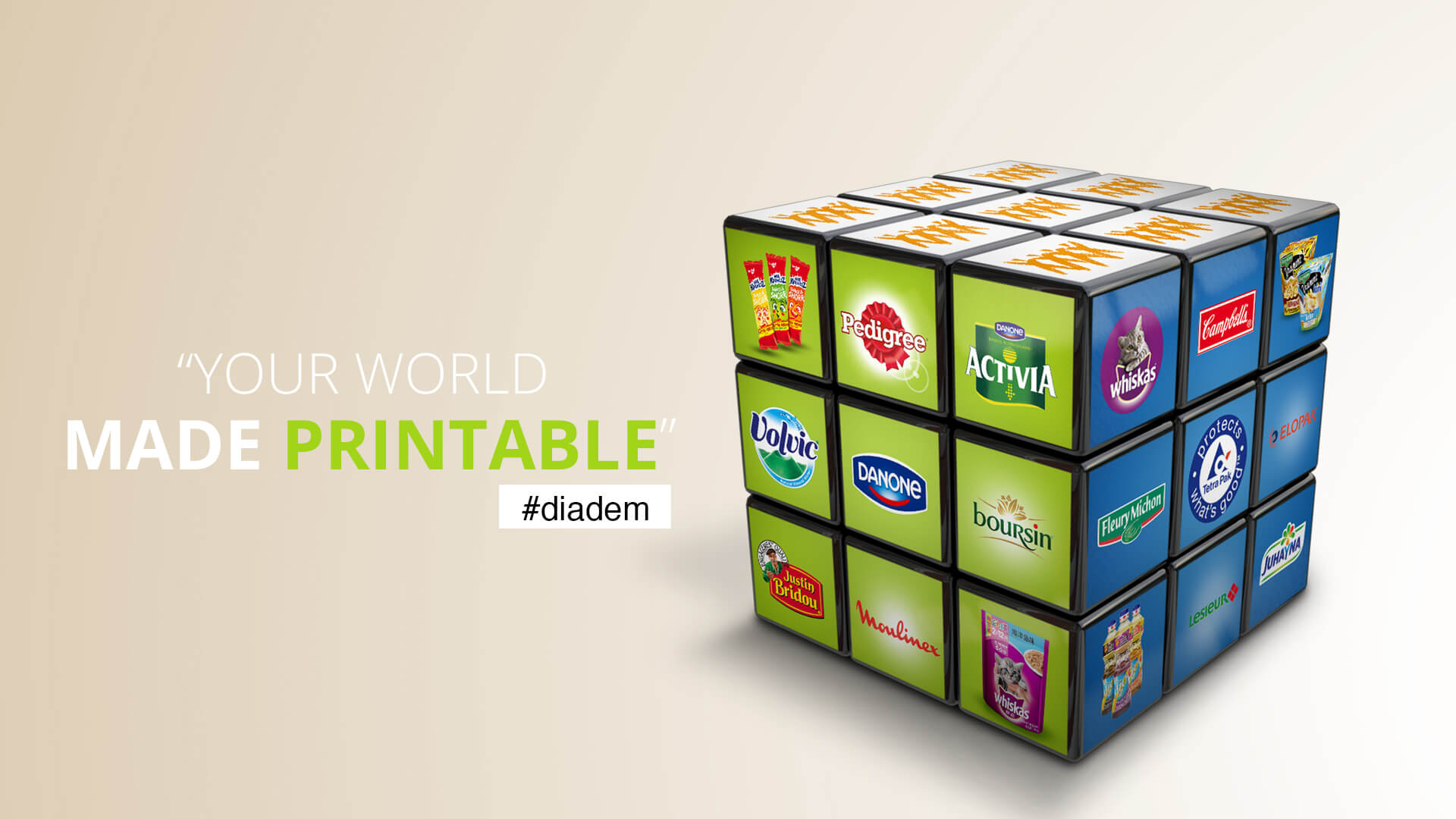 diadem packaging home